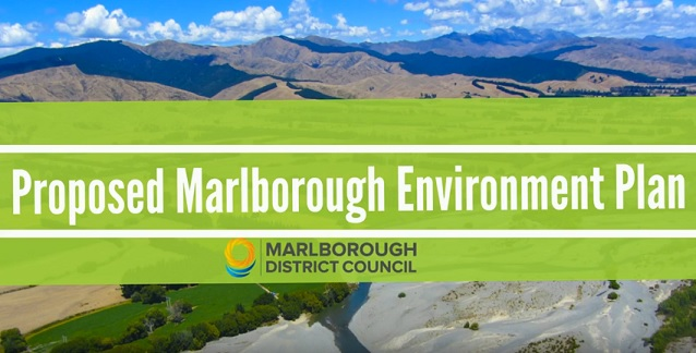 Proposed Marlborough Environment Plan