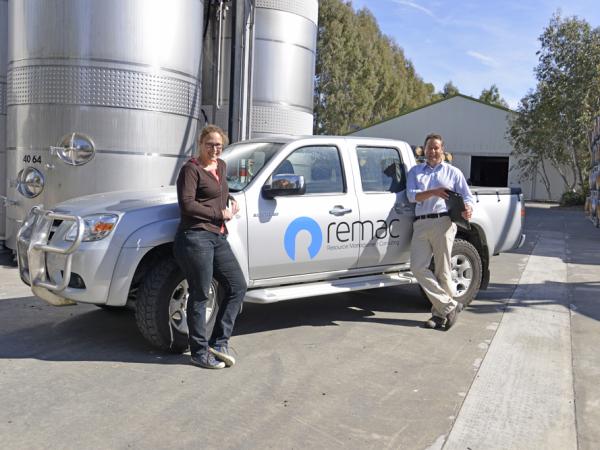 Remac Consulting Team on site in Marlborough