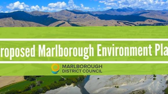 Proposed Marlborough Environment Plan